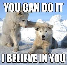 127 Awesome 'You Can Do It' Meme To Motivate Yourself!